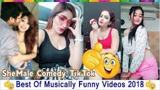 Best Of Musically Funny Videos 2018 | New Tik Tok Comedy Videos Compilation | #ComedyTikTok