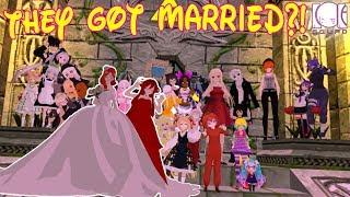 [ VR Chat ]  Ash got married?!( funny moments )