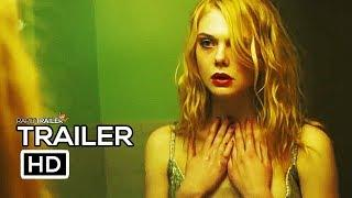 GALVESTON Official Trailer (2018) Elle Fanning, Ben Foster Movie HD