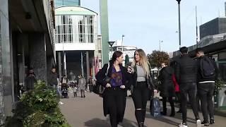 Bushman Prank in Rotterdam | New Bushman Prank 2018 | Public Prank in Rotterdam | Scary Public Prank