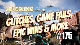 Glitches, Game Fails, Epic & Funny Gaming Moments (FF15, Fortnite, Far Cry 5 & more!) #175 ????