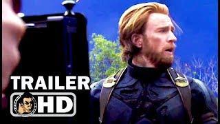 AVENGERS: INFINITY WAR B-Roll Footage Trailer | IMAX (2018) Marvel Superhero Movie HD
