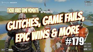 Glitches, Game Fails, Epic & Funny Gaming Moments (God of War, Fortnite, Far Cry 5 & more!) #179 ???
