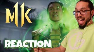 Mortal Kombat 11 Kombat Pack – Official Shang Tsung Gameplay Trailer [REACTION]