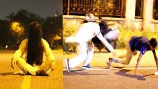 India's 1st Best Real Scary Ghost Prank | Pranks In India 2018