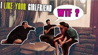 I LIKE YOUR GIRLFRIEND PRANK!! (BROTHER PRANKS ME)