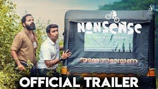 Nonsense - Official Trailer | Rinosh George | MC Jithin | Johny Sagariga