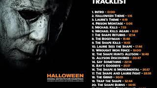 John Carpenter - Halloween 2018 Full SoundTrack