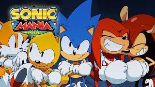 Sonic Mania Plus - Trailer