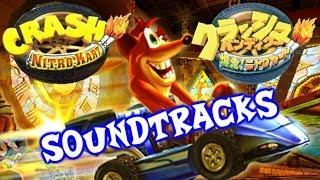 CNK CRASH NITRO KART - COMPLETE SOUNDTRACKS