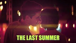PVMNTS - Hit the Ground (Lyric video) • The Last Summer Soundtrack