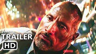 SKYSCRAPER Final Trailer (2018) Dwayne Johnson, Neve Campbell Action Movie HD