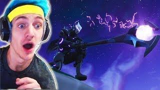 Ninja Not Enough V-Bucks Buy New Omen Skin | NEW FORTNITE FUNNY MOMENTS #42