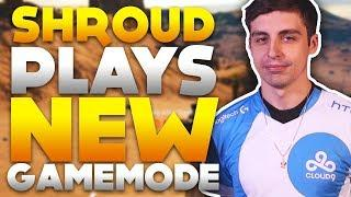 THAT HAPPENS WHEN SHROUD PLAYS THE NEW WAR GAME MODE - DESTRUCTION! - Funny PUBG Moments #173