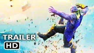"""AVENGERS INFINITY WAR """"Almighty Thanos"""" Trailer (NEW 2018) Marvel Movie HD"""
