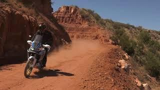 Africa Twin Adventure Sports