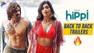 Hippi 2019 Movie Back to Back Trailers | Karthikeya | Latest Telugu Movie | Telugu FilmNagar