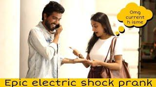 Epic Electric Shock Prank On Cute Girls | Prank Star