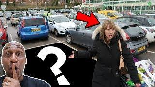 STOLEN CAR PRANK ON MOM!!