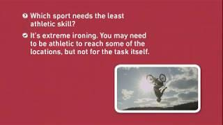 Way to English 4 - Unit 1 - Extreme Sports