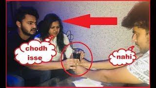 Eating Strangers Food Prank - 2 | Pranks on Hot Girls In India