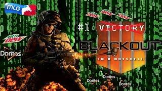 Blackout in a Nutshell (Call of Duty Blackout Funny Moments)