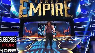 WWE EXTREME ROLL BOBBY LESLEY DESTROY ROMAN REGION FT; WWE
