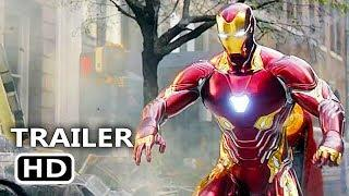 AVENGERS INFINITY WAR New York Battle Trailer NEW (2018) Marvel Superhero Movie HD