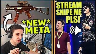 Shroud Tries/Explains *NEW* PUBG META! DrDisrespect DISSES Shroud PUBG Funny Moments/Fails/WTF Plays
