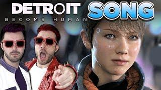 "Detroit Become Human Song by Rockit Gaming - ""Becoming Human"" [Unofficial Soundtrack]"