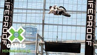Libor Podmol jumps 41 feet to win Moto X Step Up silver | X Games Minneapolis 2018