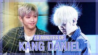 10 MINUTES OF WANNA ONE KANG DANIEL'S FUNNY MOMENTS