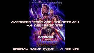 Avengers Endgame Soundtrack - A New Beginning (Fanmade)