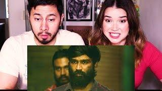 VADACHENNAI | Dhanush | Teaser Trailer Reaction!