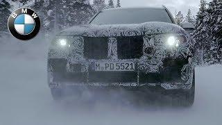 BMW X7 Prototype Extreme Testing