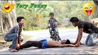 Must Watch New Funny ???? ???? Comedy Videos 2019 - Episode 59 || #SohelAhmed