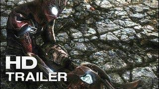 AVENGERS 4: Annihilation - Teaser Trailer (2019) Chris Evans, Tom Holland Movie NEW Concept Edit F-M