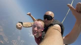 Tandem Skydive | Kelson from Cleveland, TN amg