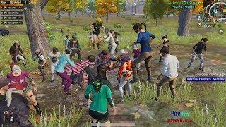 [Hindi] SRten's Birthday Party Celebration In PUBG & Funny Party Destruction
