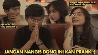 PRANK NYEBUT NAMA ERRLANGS DI DEPAN MICHELLE SAMPAI KESEL ( MANTAN PACAR YOUTUBER JUGA KENA PRANK )
