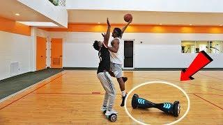 EXTREME HOVERBOARD 1V1!!! (GETS VERY PHYSICAL)