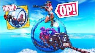 *NEW* BALLER OP TRICKS!! - Fortnite Funny WTF Fails and Daily Best Moments Ep. 985