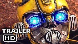 BUMBLEBEE Trailer Brasileiro DUBLADO #2 (NOVO 2018) TRANSFORMERS Filme, John Cena