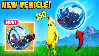 *NEW* BALLER VEHICLE IS INSANE! - Fortnite Funny Fails and WTF Moments! #495