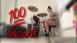 MOST INSANE 14 YEAR OLD DRUMMER!