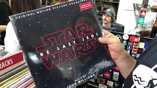En Vinyl Rapido visita Soundtracks ★ juegos juguetes y coleccionables ★