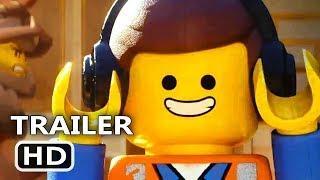 UMA AVENTURA LEGO 2 Trailer Brasileiro DUBLADO (2019) Lego Filme