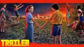 Stranger Things 3 (2019) Netflix Serie Tráiler Oficial Subtitulado