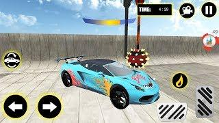 Crazy Sport Cars #2 (Extreme City GT Car Stunts) | Gameplay Android