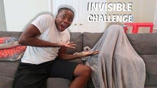 Invisible Challenge Prank On Super Siah! (HILARIOUS REACTION)